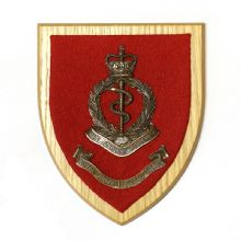 RAMC - Wall Plaque